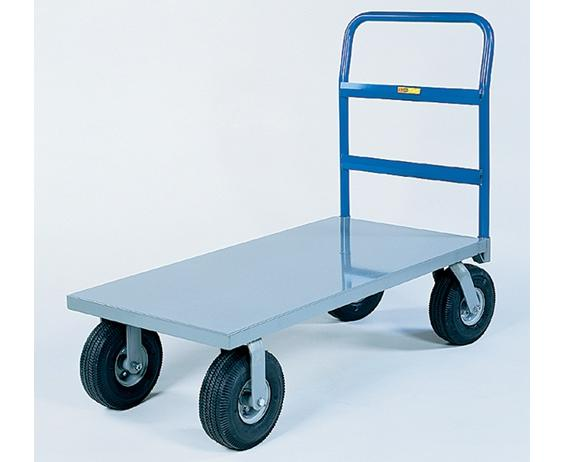 """CUSHION LOAD"" PLATFORM TRUCK"