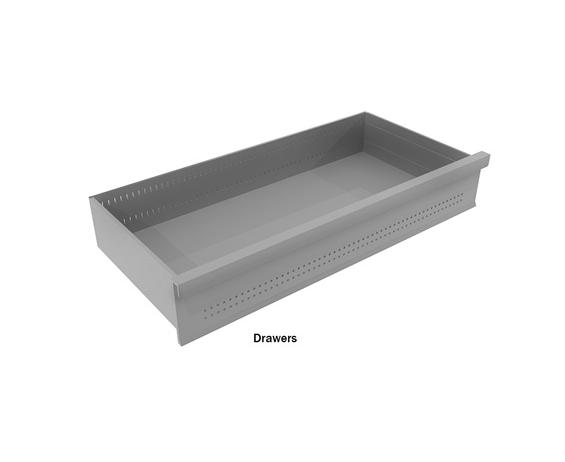 R3000 BOLTLESS SHELVING - ACCESSORIES