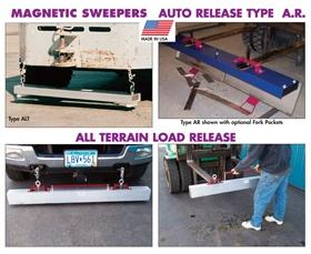MAGNETIC SWEEPERS