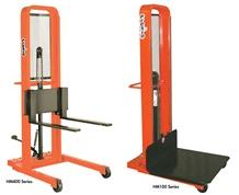 MANUALLY OPERATED LIFTS